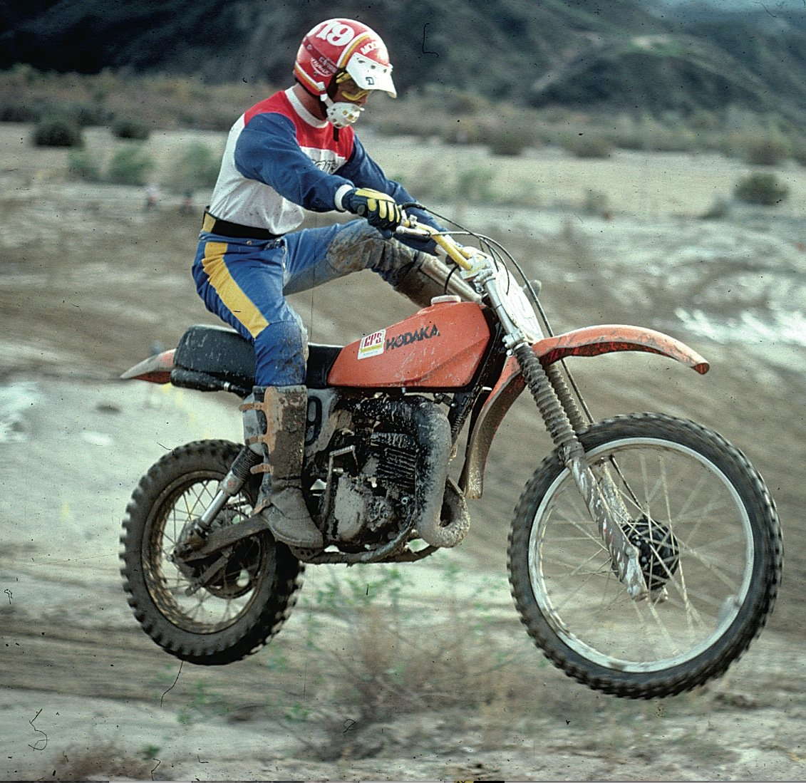JODY'S RACING SCRAPBOOK: THESE SNAPSHOTS COULD BE YOURS|Motocross Action Magazine