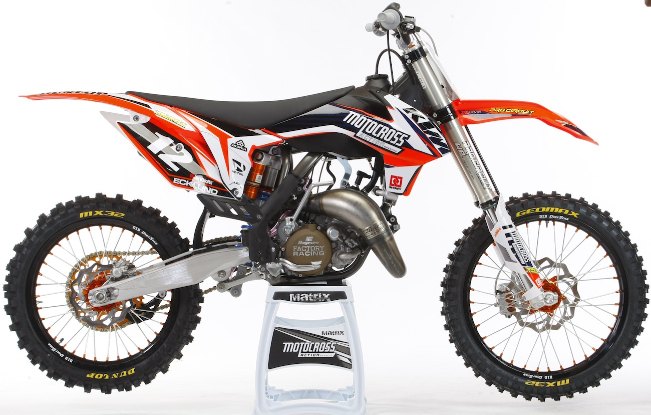 Wiring Diagram 2003 Ktm 125sx 2006 200 Exc Two Stroke Tuesday The Ultimate 2014 Rh Motocrossactionmag Com 250 Sx