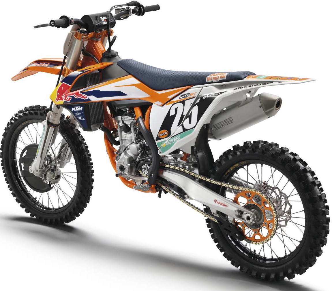 Ktm 65 Sx Wiring Diagram Rd Secrets Of The All New Factory Editions Motocross Action 250 Sxf Le Rear