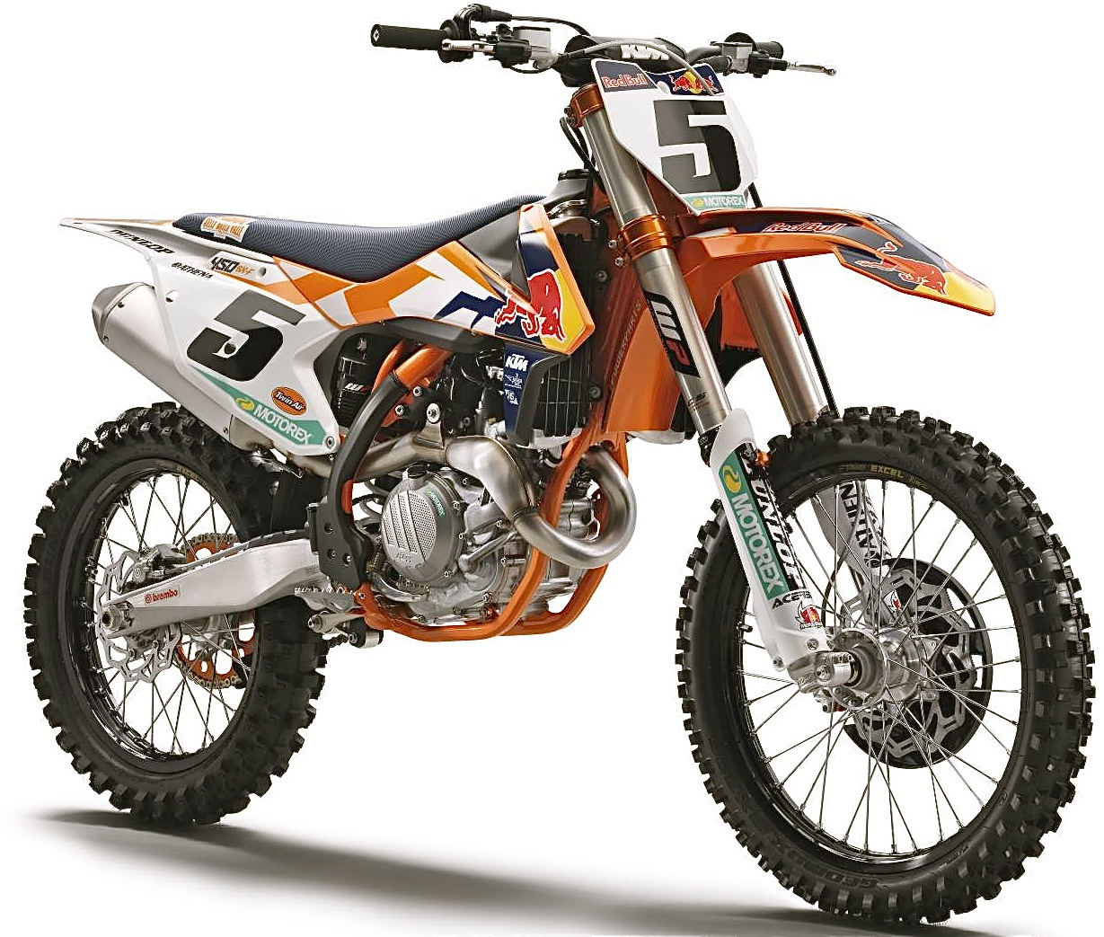 Rd Secrets Of The All New Ktm Factory Editions Motocross Action 520 Sx Wiring Diagram 450 Sxf Ri Front