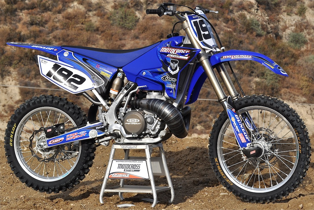 INSIDE JODY'S PERSONAL YZ250 TWO-STROKE BUILD | Motocross Action ...