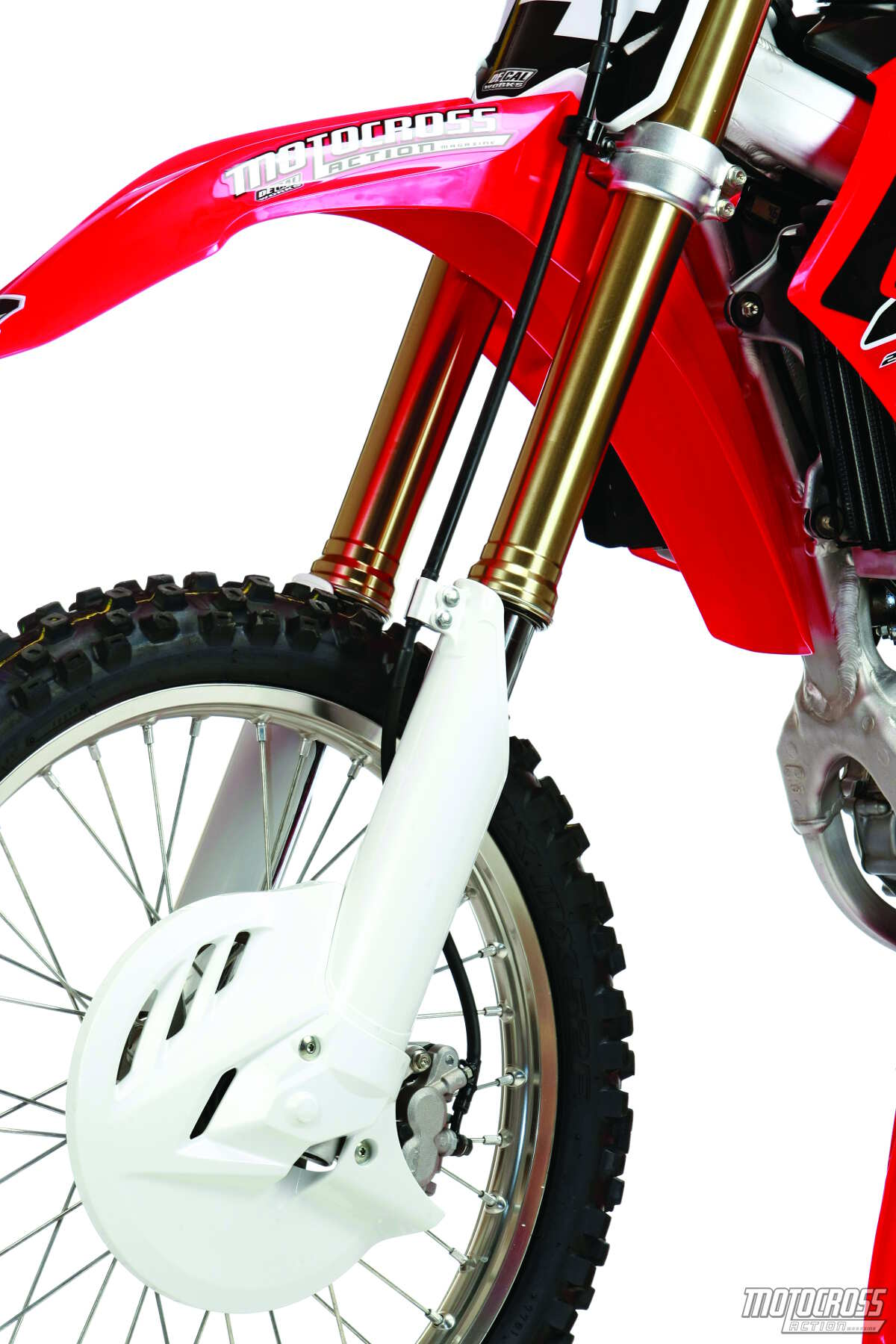 Mxas 2015 Honda Crf250 Motocross Test Mellow Meister 2014 Kawasaki Kx250f Wiring Diagram Airness Showas Sff Tac Forks Are An Improvement Over The Old Although