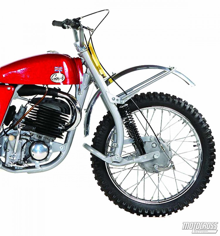 THE AWESOME FORK DESIGN THAT TIME FORGOT|Motocross Action Magazine
