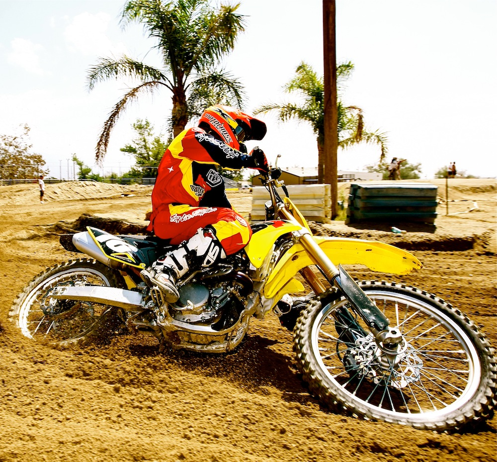As it sits, the 2015 Suzuki RM-Z250 is a competent entry-level race bike  that could win races with tender-loving care (read dollars).