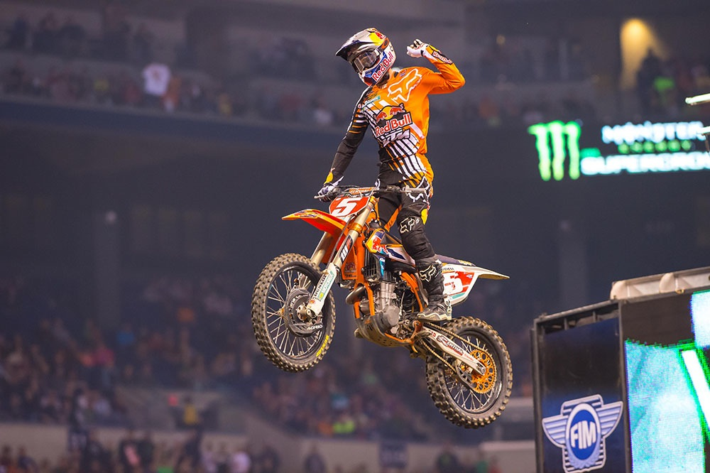 EINSTEIN'S SUPERCROSS EQUATION: RYAN DUNGEY'S SHRINKING POT THEORY|Motocross Action Magazine