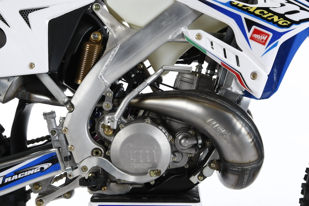 MXA'S 2015 TM 250MX MOTOCROSS TEST: TWO-STROKE ITALIAN-STYLE