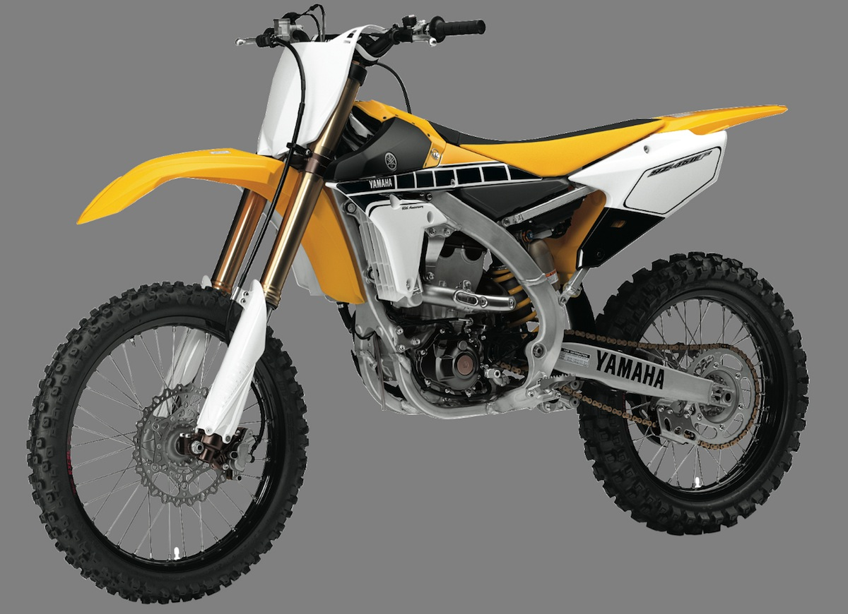 THEY'RE HERE! FIRST LOOK AT THE 2016 YAMAHAS | Motocross