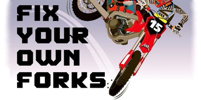 HOW TO FIX YOUR FORKS WITH FORK OIL HEIGHT TRICKS
