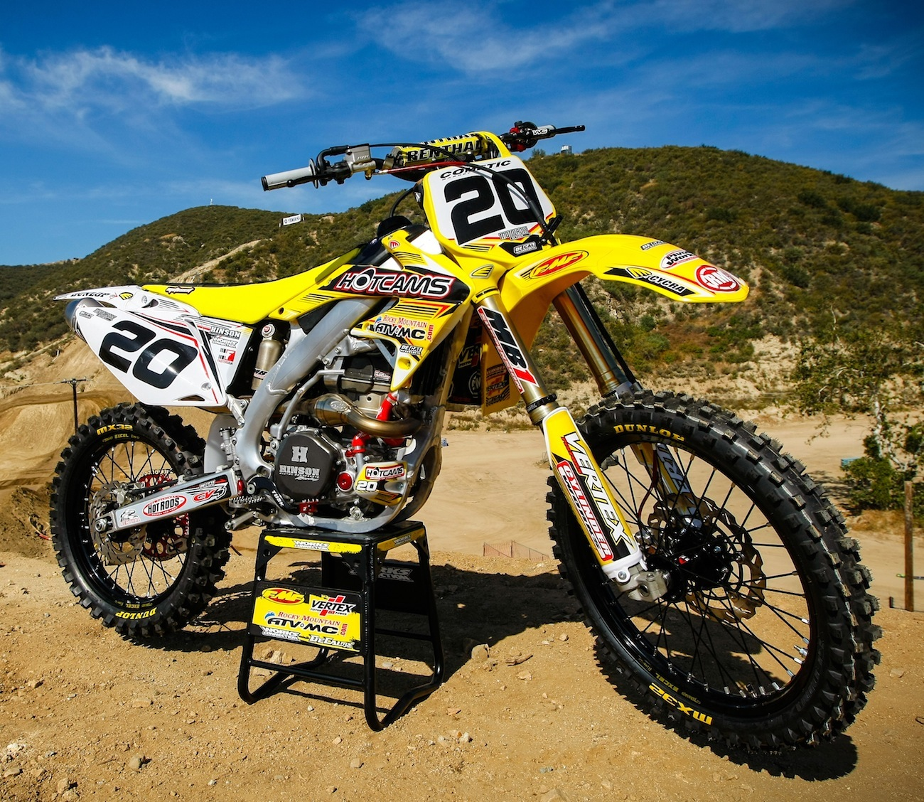 Can You Win On A 2008 Honda Crf450 You Bet Motocross Action Magazine