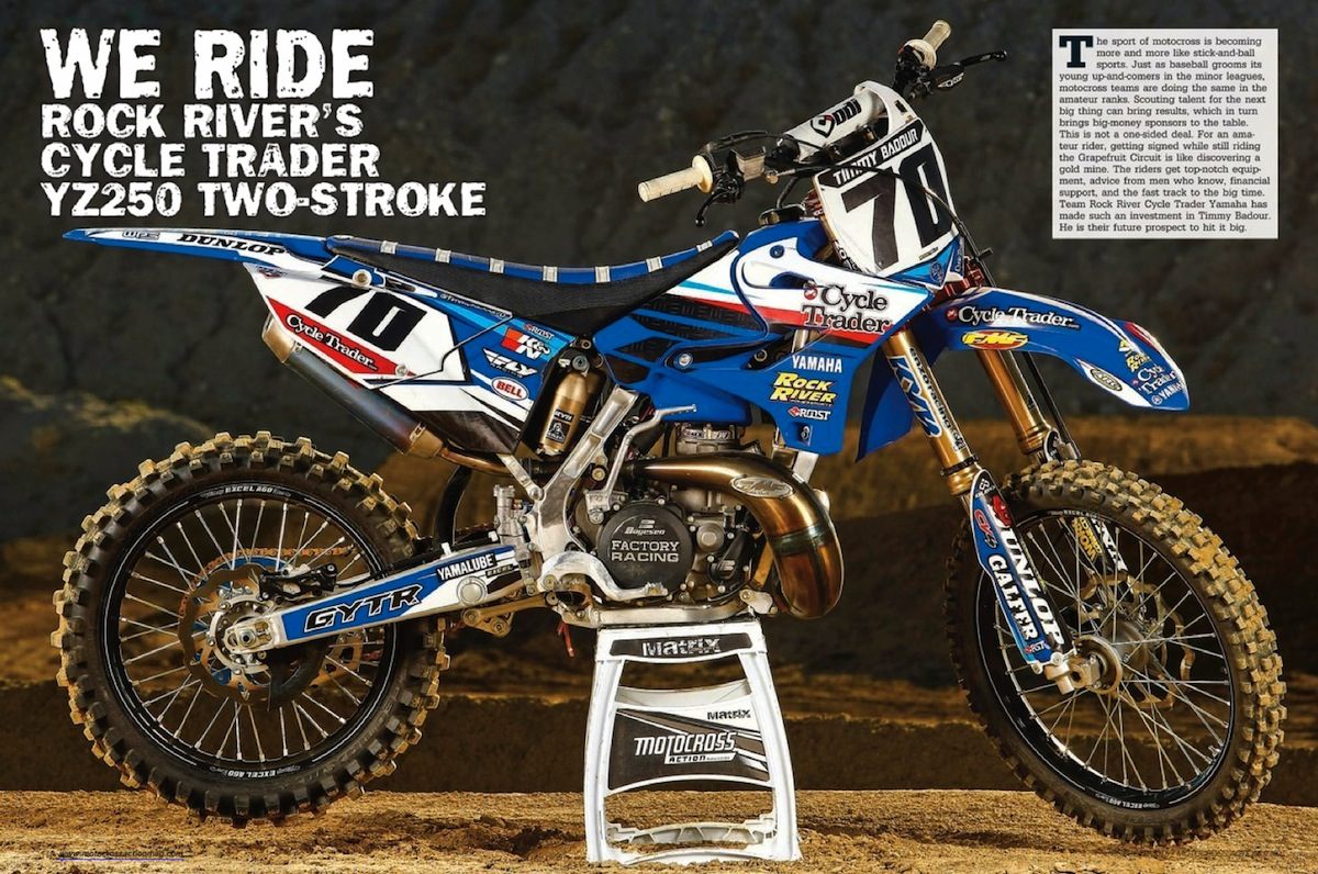 THE NEW MXA IS JAM-PACKED WITH 2016 BIKE TESTS & MORE|Motocross ...
