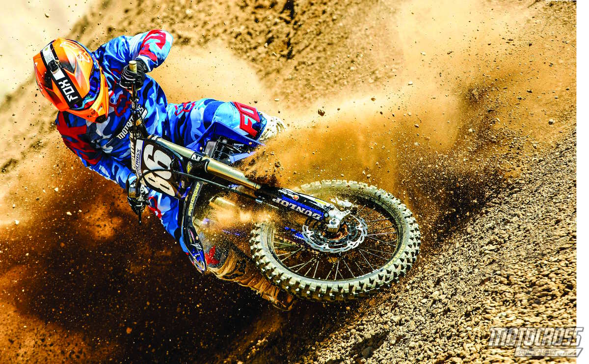 MXA TWO-STROKE FILES: JOHN BASHER'S TRICK YAMAHA YZ125 | Motocross