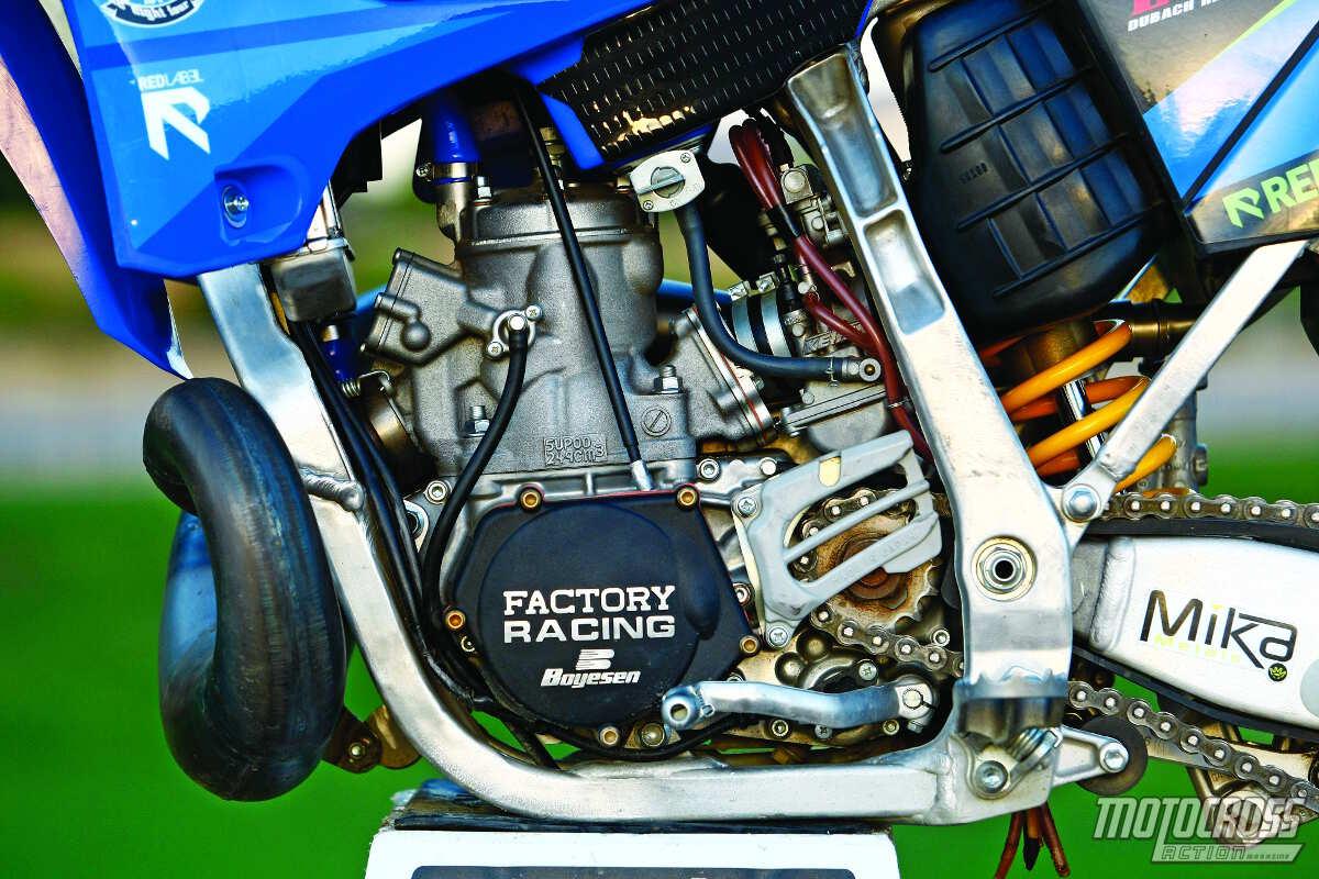 MXA TWO-STROKE FILES: WE BUILT A FULL-RACE YAMAHA YZ250|Motocross Action Magazine