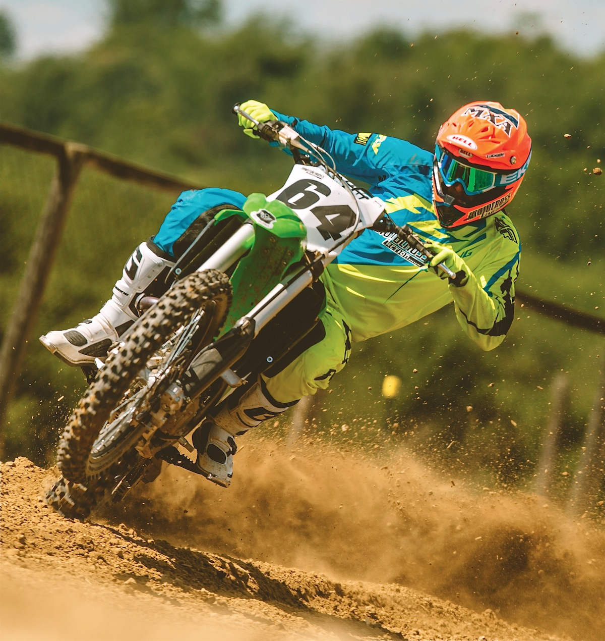 2016 Mxa Race Test Everything You Need To Know About The Kawasaki Cam Sensor Wiring Diagram 2006 Freestyle Kx450faction2