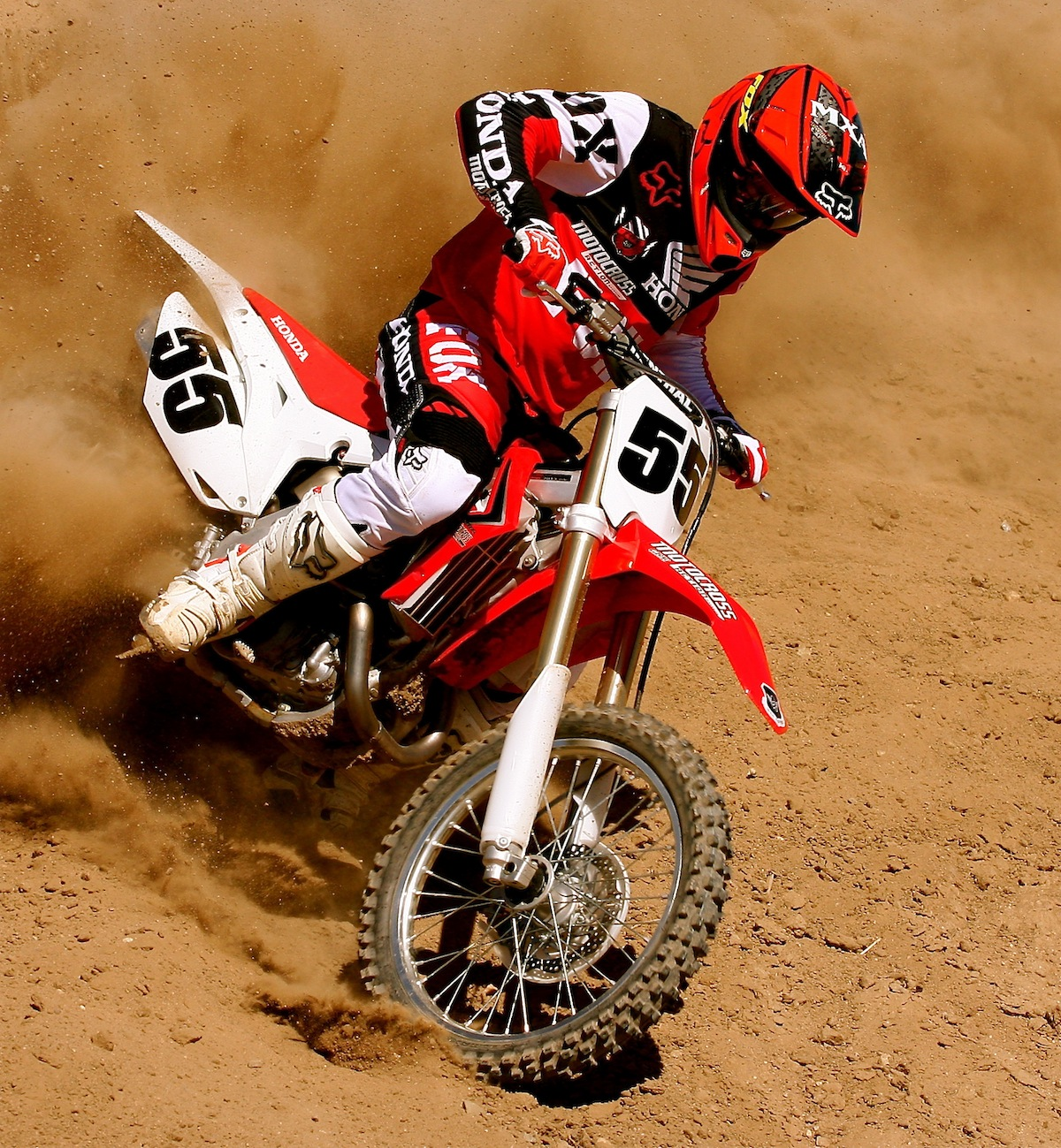 Mx Knee Braces >> ASK THE MXPERTS: MAKE MY NEW OLD HONDA CRF450 BETTER ...