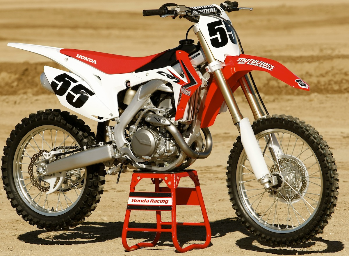 Ask The Mxperts Make My New Old Honda Crf450 Better Motocross
