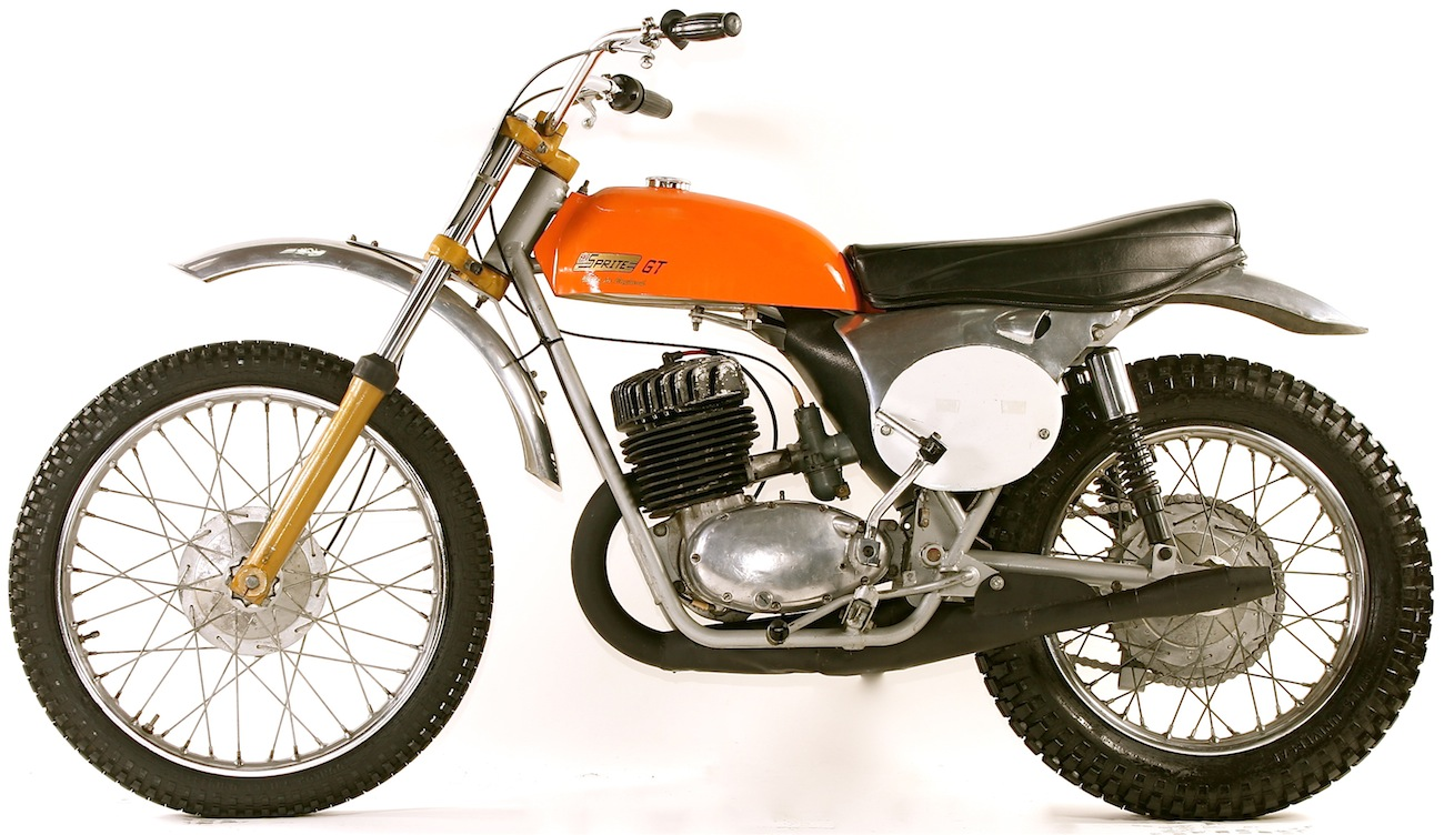 Motocross Action Magazine   CLASSIC MOTOCROSS IRON: 1971 AMERICAN EAGLE 405 TALON
