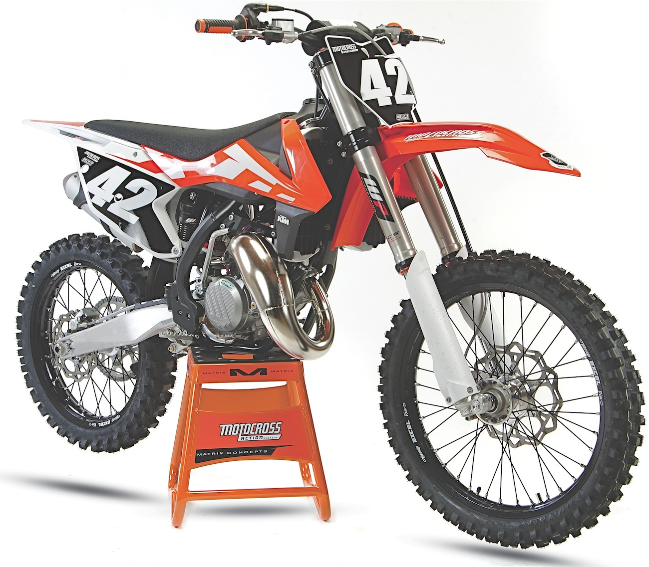 MXA RACE TEST: EVERYTHING YOU NEED TO KNOW ABOUT THE 2016 KTM 125SX