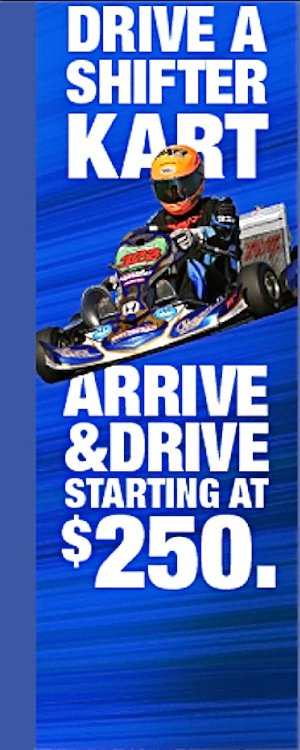 WIDE OPEN! YOUR CHANCE TO DRIVE A SHIFTER KART | Motocross Action