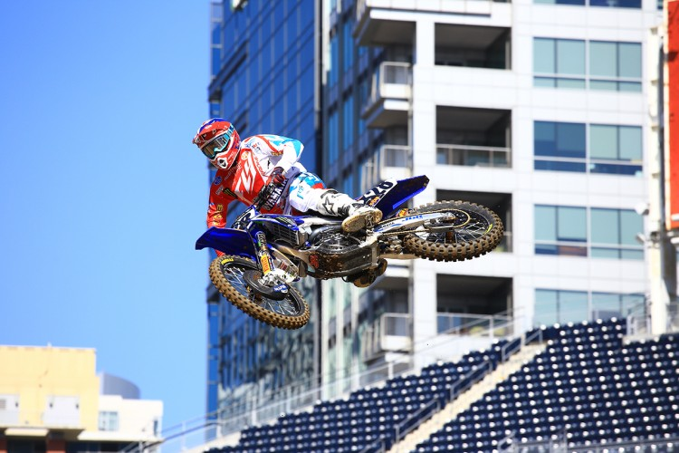 BEST SHOTS: PETCO PARK PRACTICE | Motocross Action Magazine