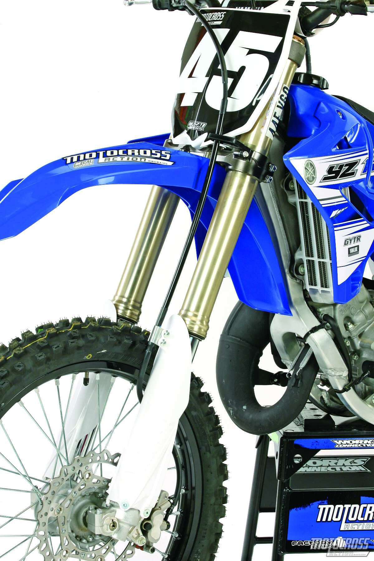 2016 YAMAHA YZ125 TWO-STROKE RACE TEST: EVERYTHING YOU NEED TO KNOW