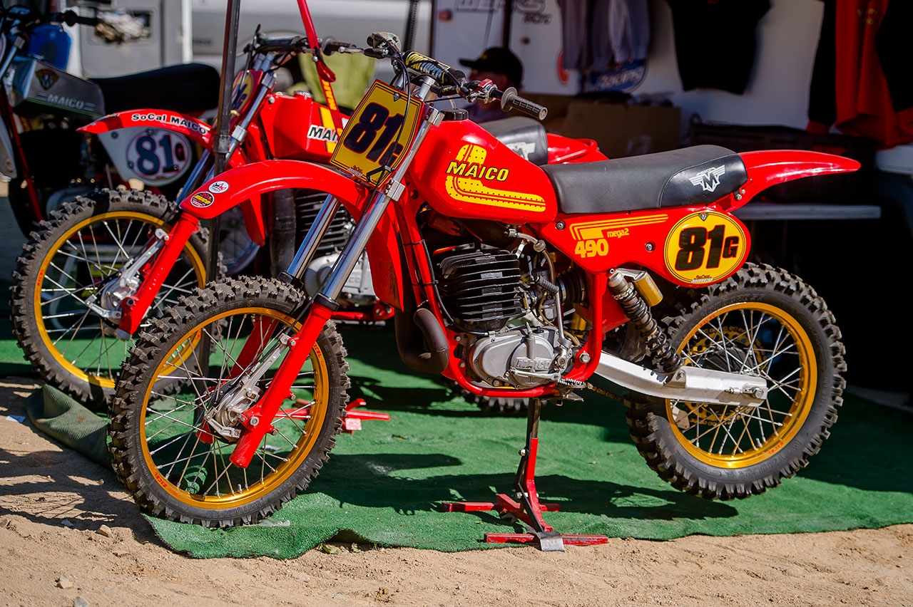 TWO-STROKE TUESDAY: IN THE PITS | Motocross Action Magazine