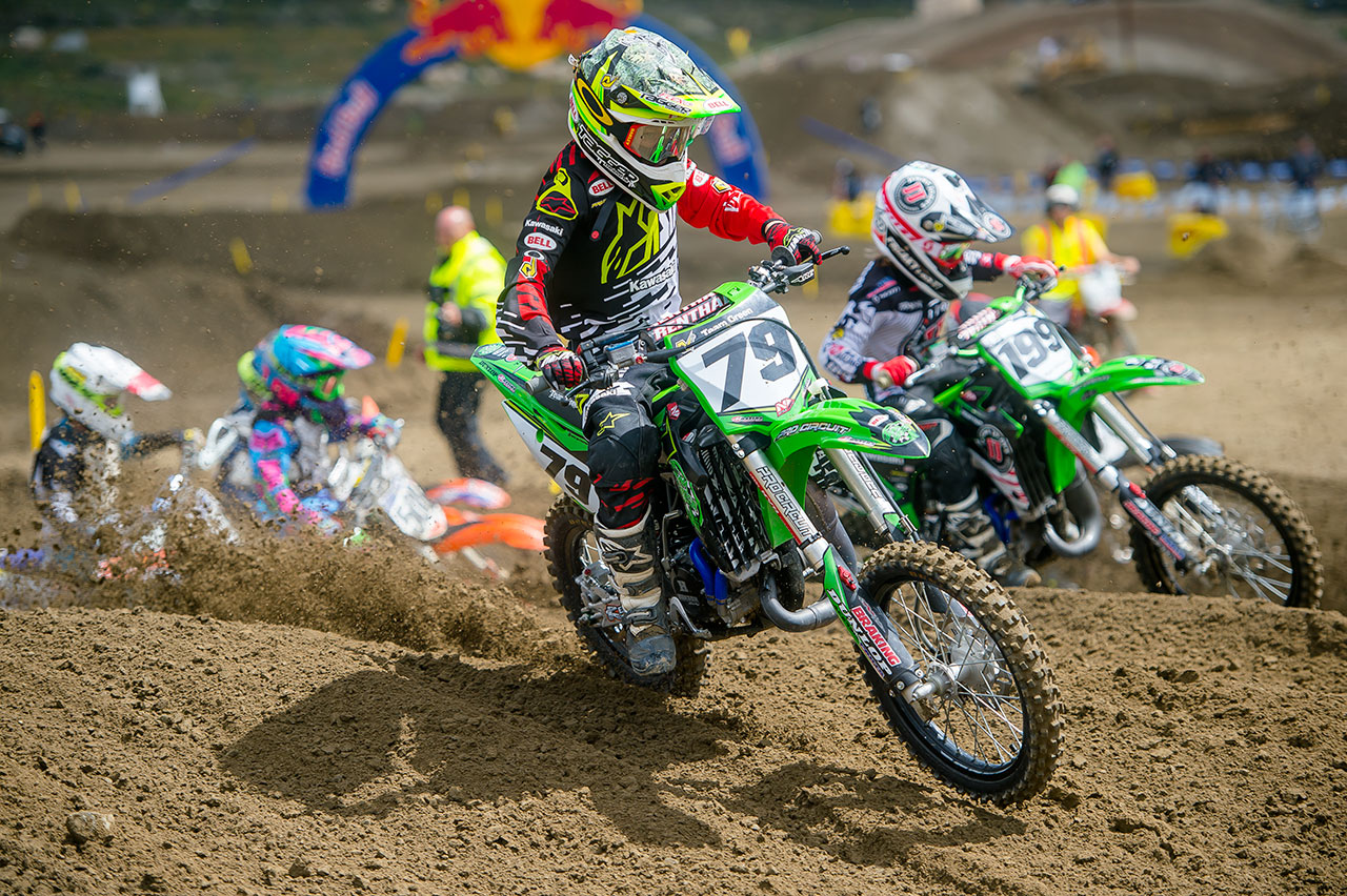 Kyoshi S Corner Life In The Mxa Trenches Motocross Action