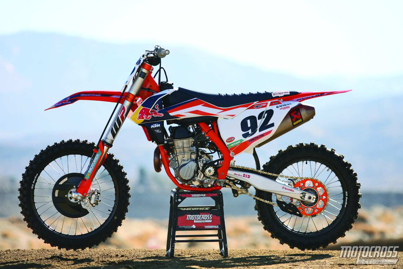 motocross action magazine | 20 undeniable facts about the 2016 ktm