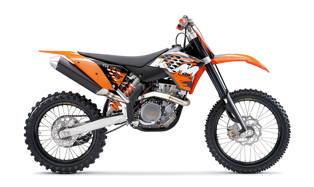 Ktm 450sxf Buyer S Guide Everything You Need To Know From 2007 To 2020 Motocross Action Magazine