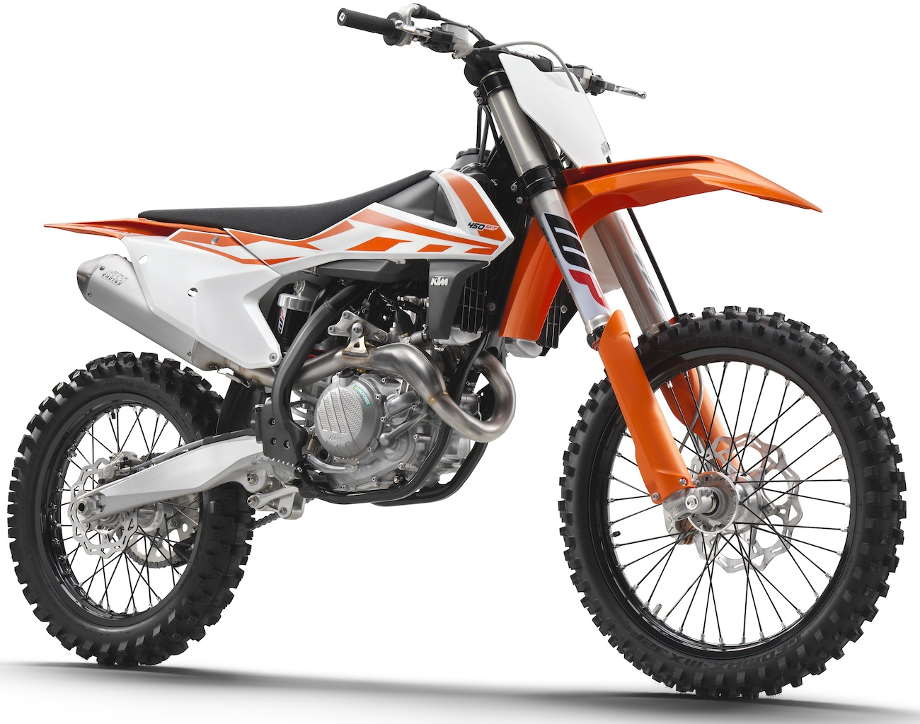 FIRST LOOK! UP CLOSE WITH THE 2017 KTM'S | Motocross Action Magazine