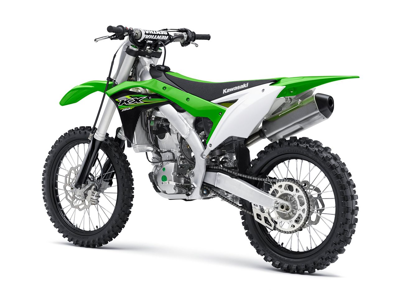 first look the 2017 kawasakis are here motocross action. Black Bedroom Furniture Sets. Home Design Ideas