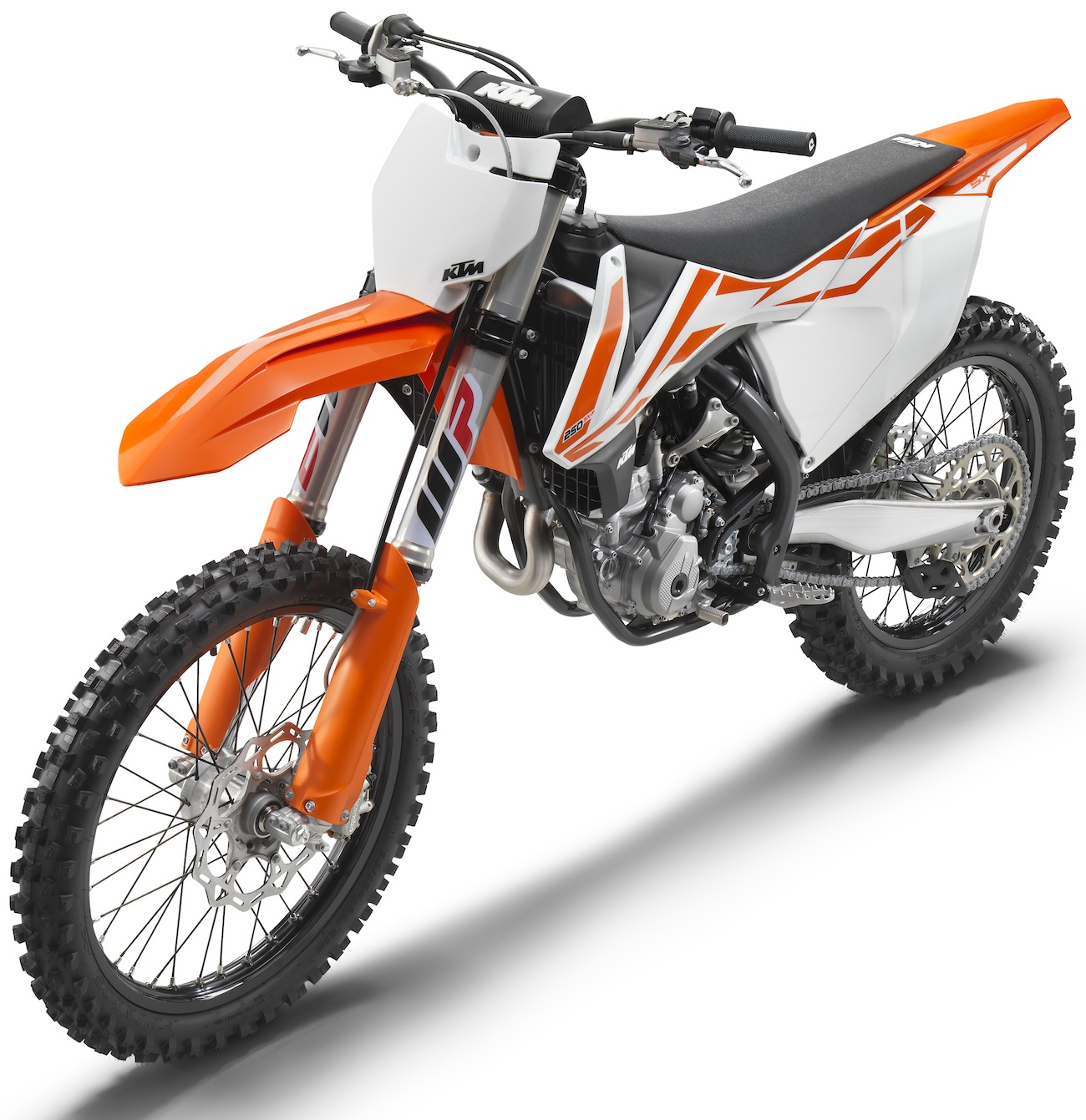 First Look Up Close With The 2017 Ktm S Motocross