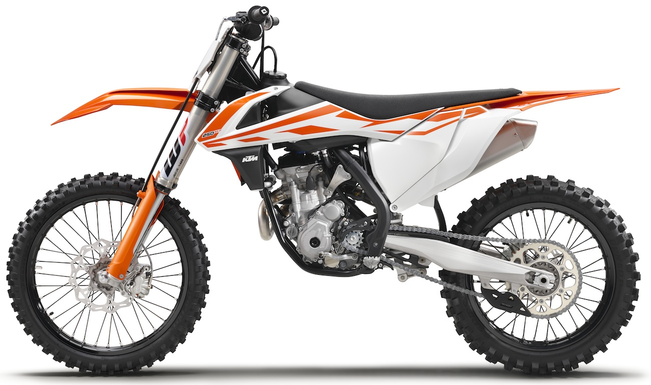 First Look Up Close With The 2017 Ktm S Motocross Action