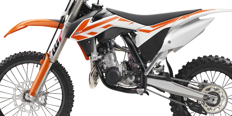 first look 2017 ktm minicycles 50sx 50sx mini 65sx 85sx motocross action magazine. Black Bedroom Furniture Sets. Home Design Ideas