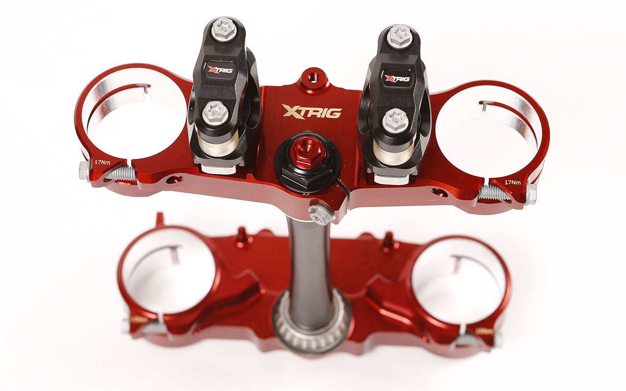 Pro Circuit Triple Clamps Yamaha
