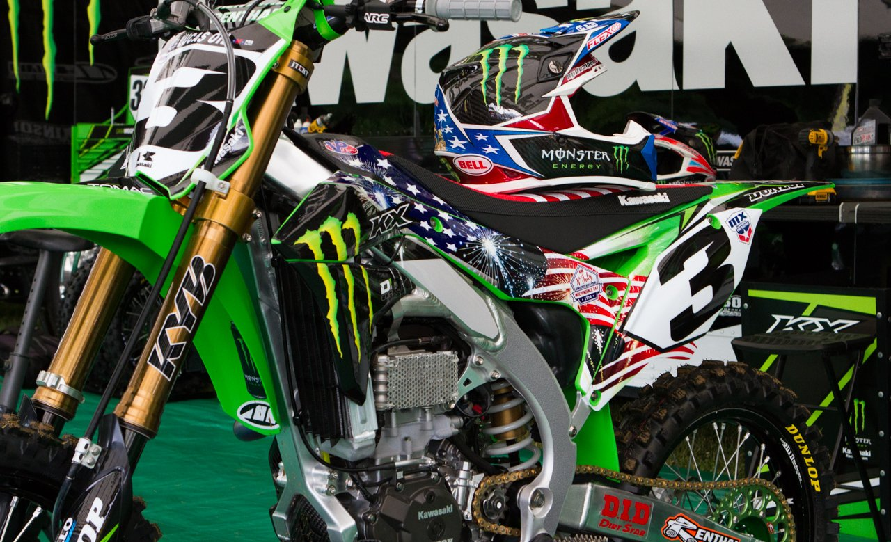 Year In Review Eli Tomac Motocross Action Magazine