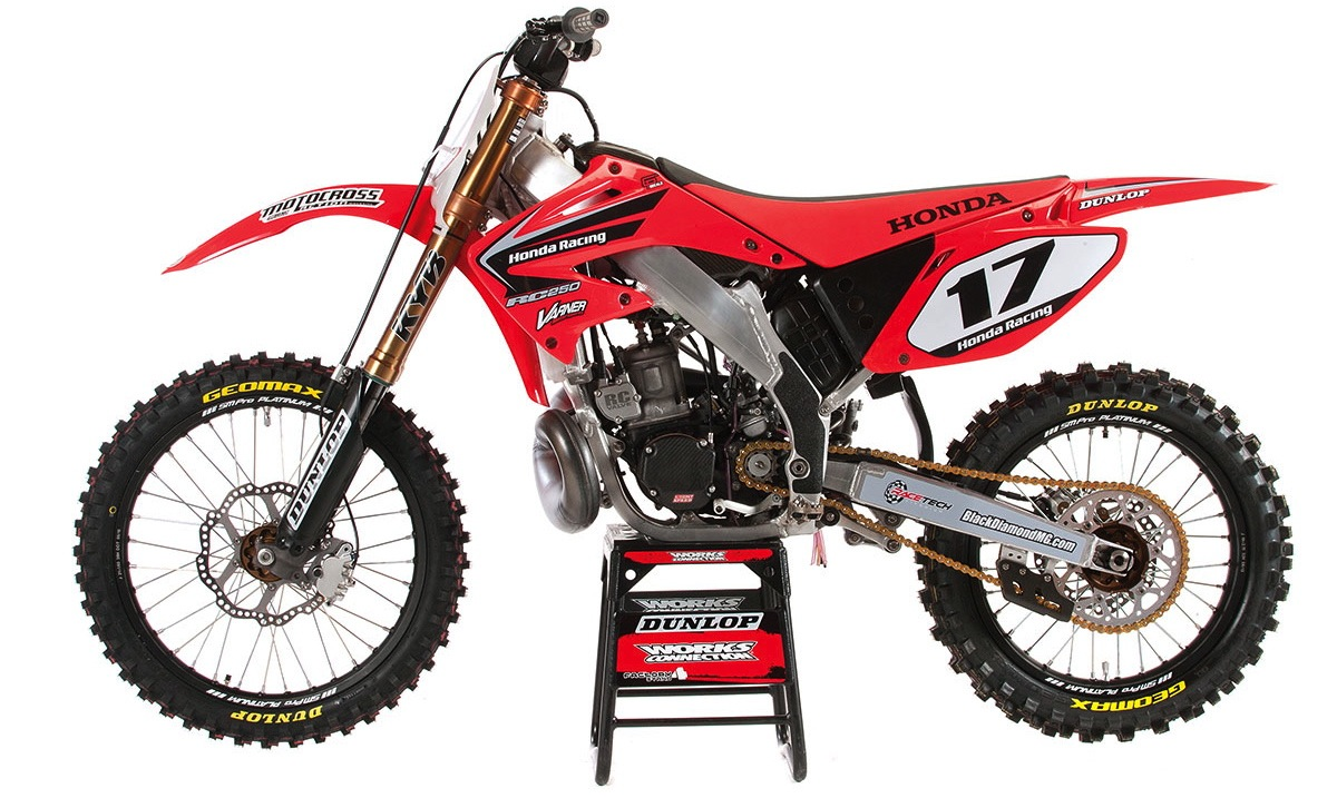 Ultra Trick 3 Speed Honda Cr250 Two Stroke Motocross Action Magazine Cr 125 Cdi Ignition System Wiring Schematic Ultimatecr2502003