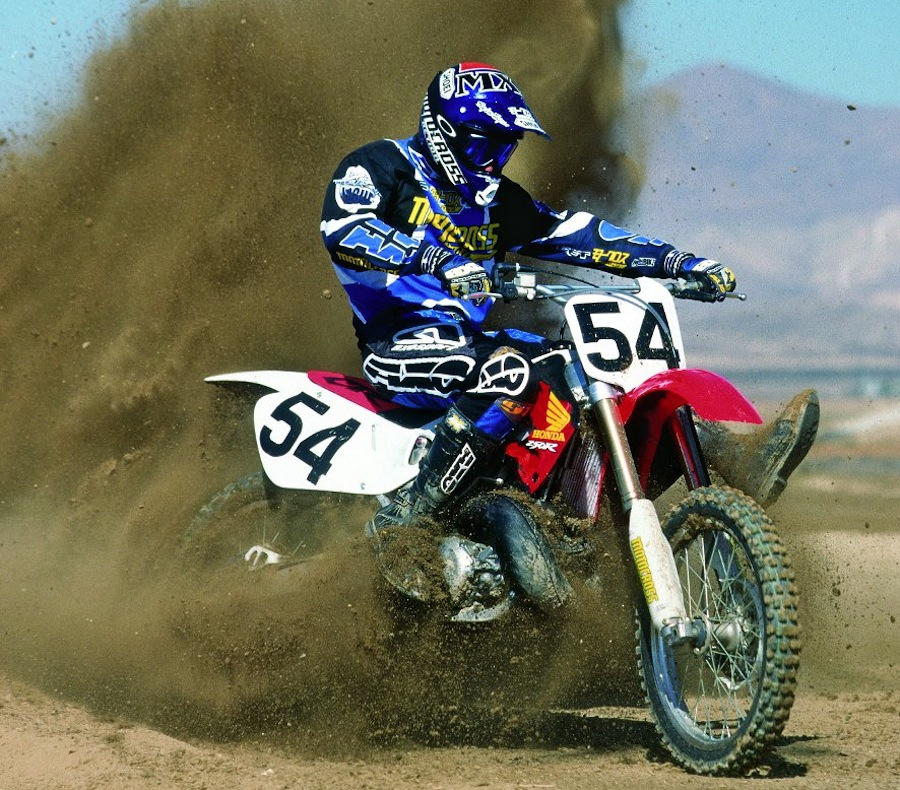 THE WORST BIKES I EVER RACED