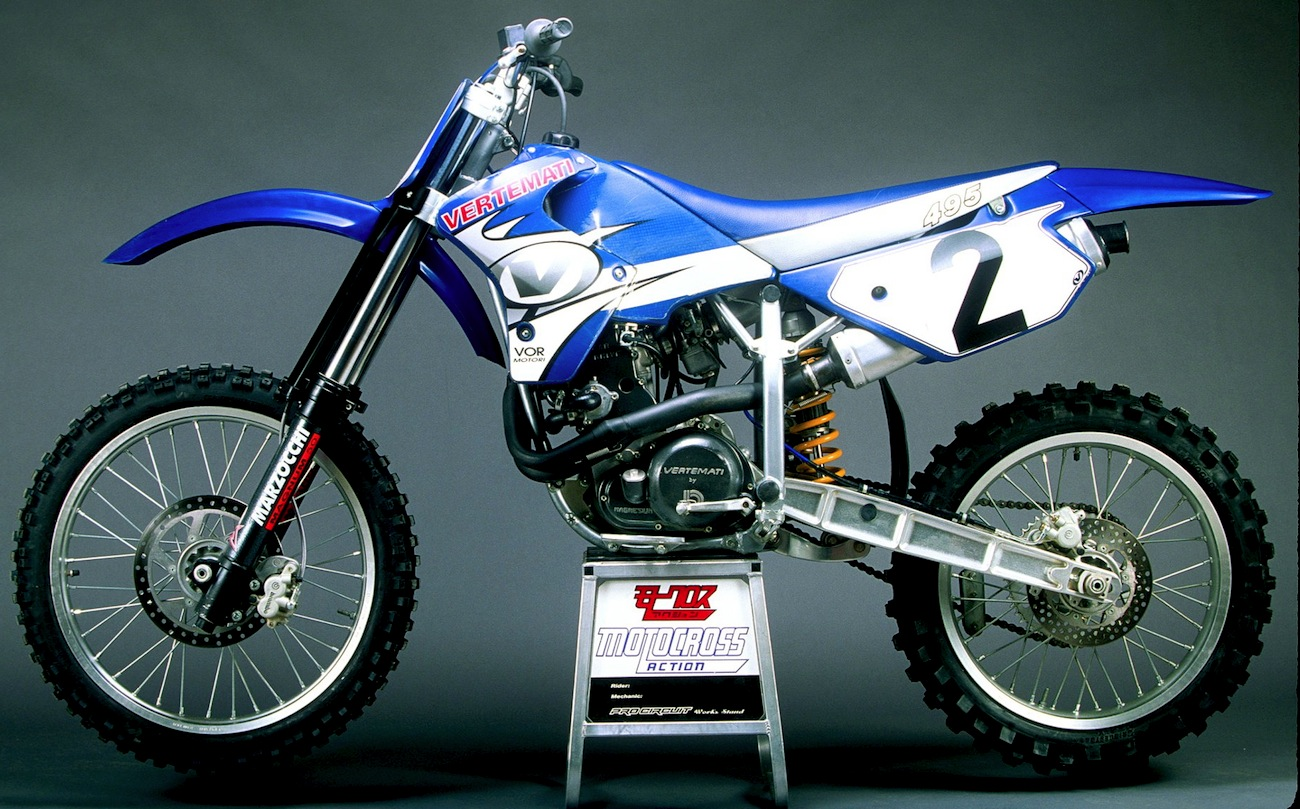 """""""THE WORST BIKES I EVER RACED"""" BY JODY WEISEL
