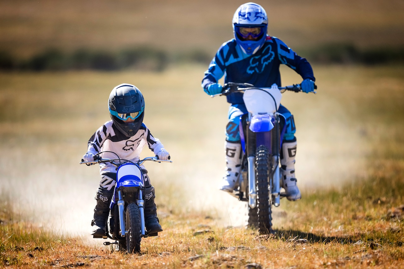 "At ""Blackjack MX"" there is a Kids Motocross track that includes tabletops, multiple rollers, whoops, berms, and switchbacks. The kid's track has a fenced in area with plenty of viewing options to maintain a safe and fun riding environment."