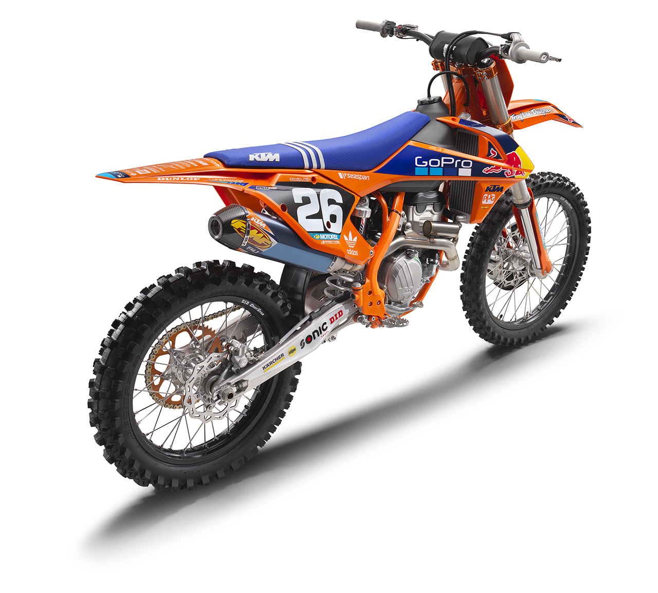 What Is The Fuel Oil Ratio For A Ktm