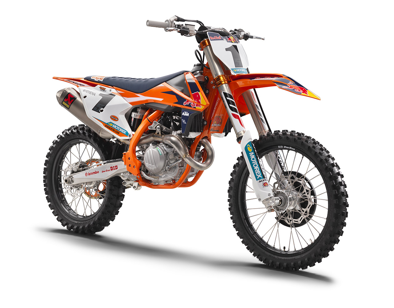 They re here ktm 2017 factory edition models motocross - Photo moto cross ktm ...