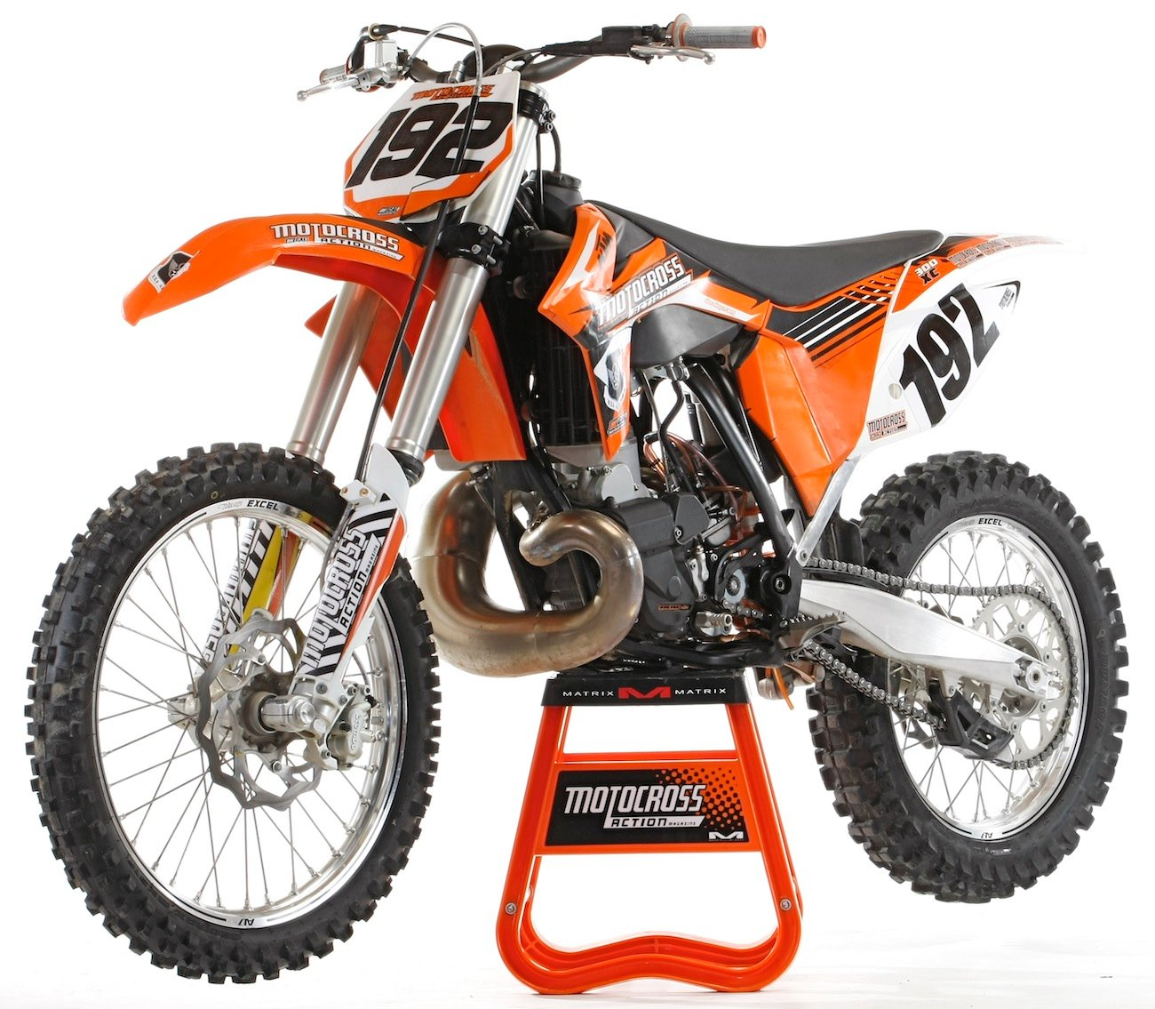 Inside Secrets Of Building A Moto Ready Ktm 300xc Two Stroke Racer 2013 450 Xc W Wiring Diagram Ktm300angle