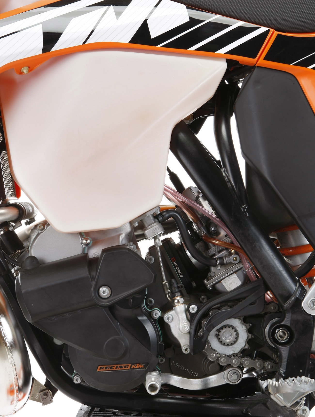 Inside Secrets Of Building A Moto Ready Ktm 300xc Two Stroke Racer 2008 Wiring Diagram 450 Stock300xctanks