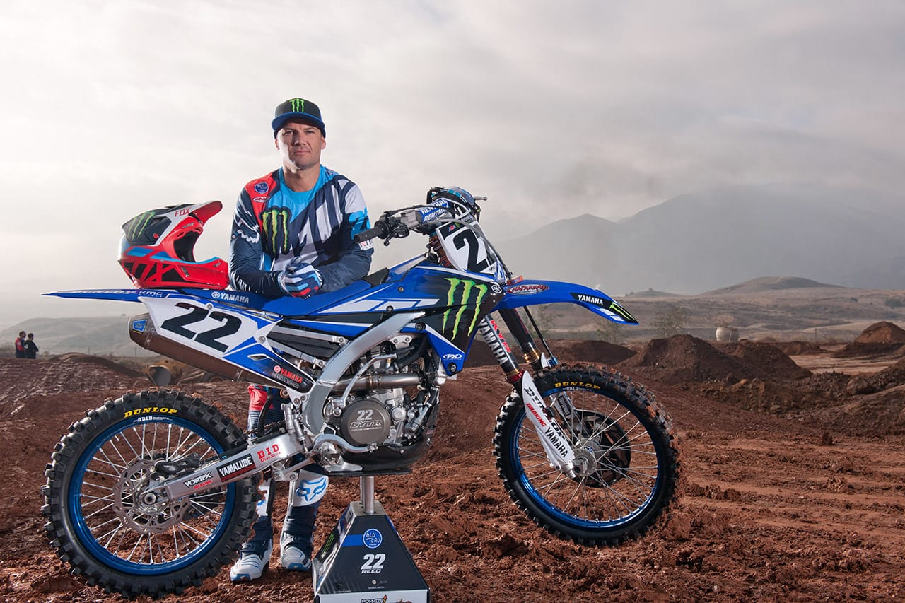 Third Shift Back On Line >> CHAD REED & COOPER WEBB READY FOR ANAHEIM 1|Motocross Action Magazine