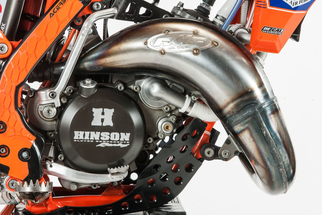 TWO-STROKE TUESDAY: THE ART OF PIPES|Motocross Action Magazine