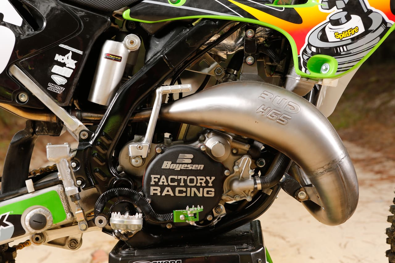 TWO-STROKE TUESDAY: THE ART OF PIPES | Motocross Action Magazine