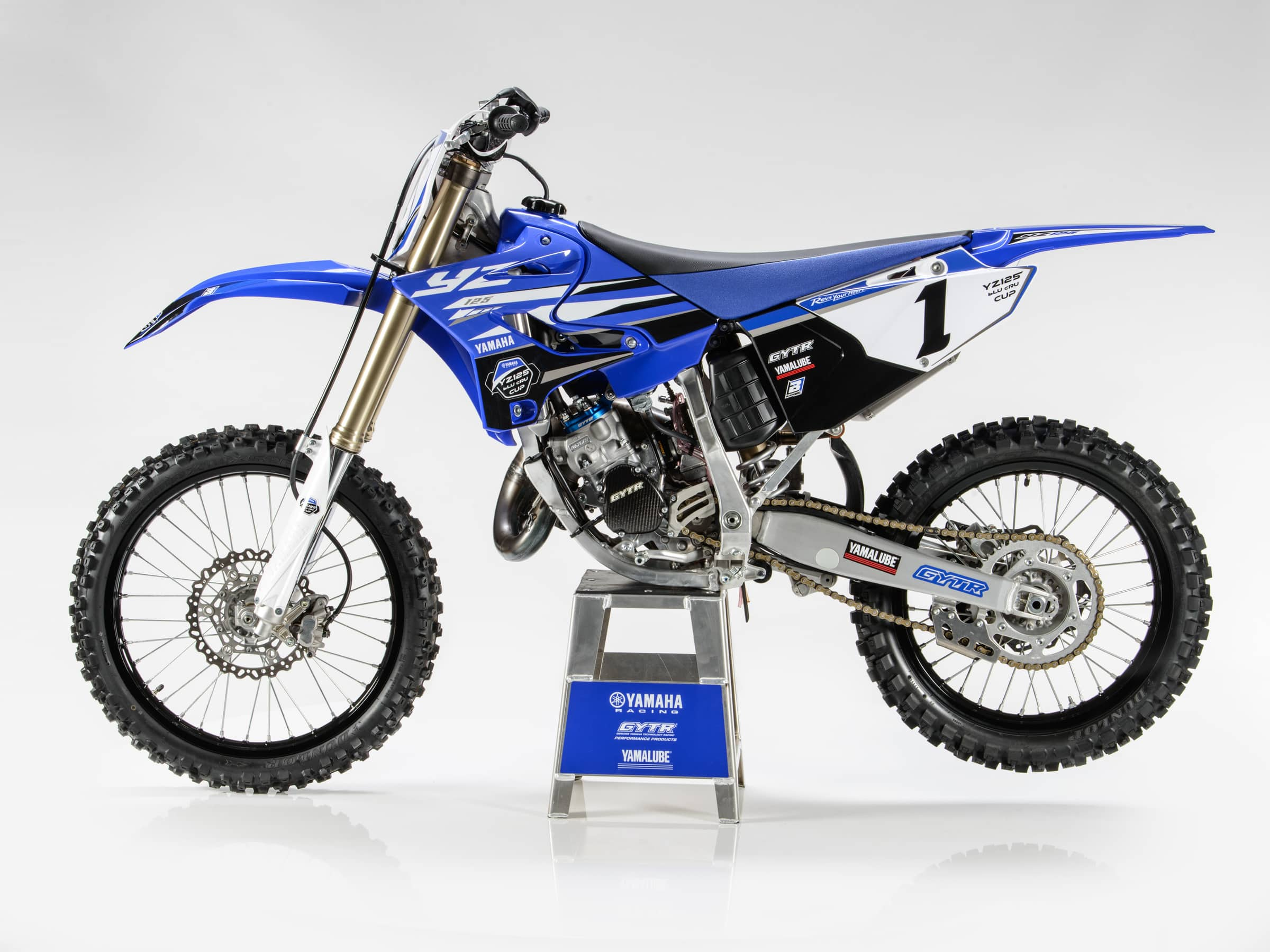 Yamaha It   Cylinder On  Yz
