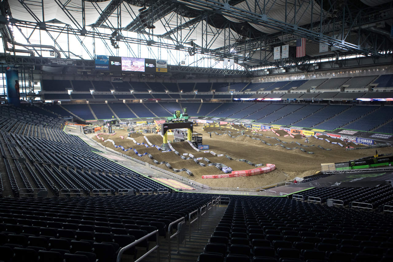 See The 2018 Supercross Schedule Here Motocross Action