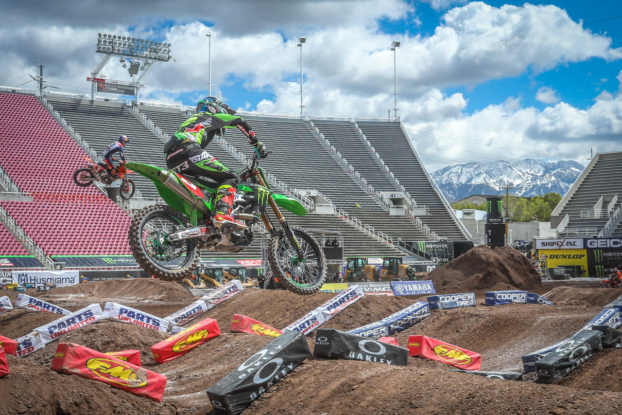 2020 Monster Energy Supercross Race Schedule Updated With 7 Rounds In Salt Lake City Utah Motocross Action Magazine
