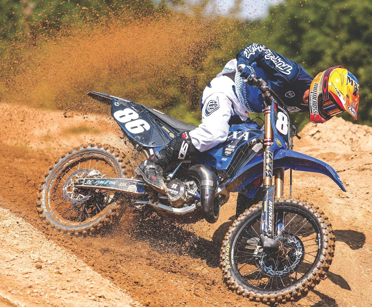 2005 YZ125 MAKEOVER: ALL IT TOOK WAS 16 GRAND | Motocross Action